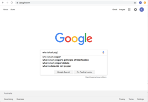 search engines --search box
