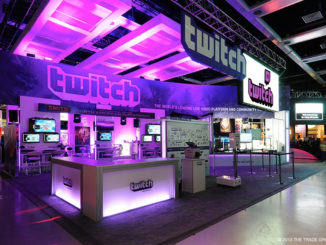 Twitch Booth at PAX Prime, 2013.