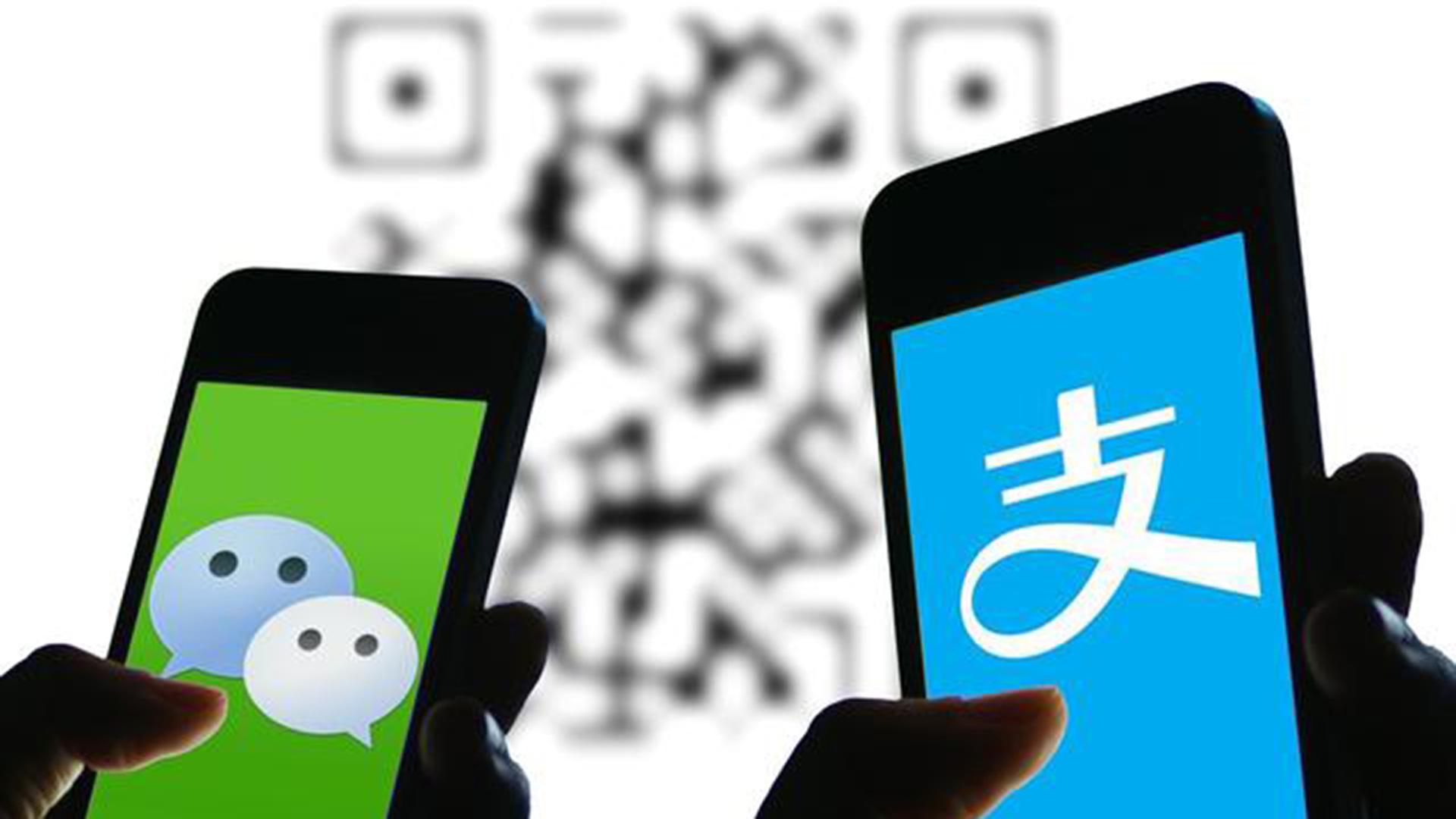 WeChat vs Alipay